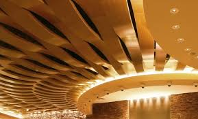 Armstrong Suspended Ceiling Tile by Rulon International Inc Wood Ceilings Acoustical Wall Systems