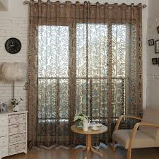 Geometric Pattern Sheer Curtains by Choosing The Best Sheer Curtains For Your House Wearefound Home