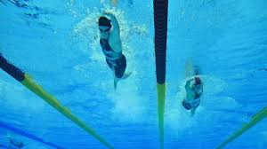 Return To Underwater Camera Tweets Photos Of Olympic Swimmers Pool