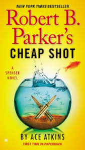 Robert B Parkers Cheap Shot Spenser Series