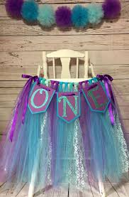Mermaid High Chair Tutu, Under The Sea High Chair Tutu, Mermaid Tutu ... Chair Tulle Table Skirt Wedding Decorative High Chair Decor Baby Originals Group 1st Birthday Frozen Saan Bibili Aytai New Tutu Pink Blue Handmade Decorations For Girl Kit Includes Princess I Am One Highchair Banner With Cheap Find Deals On Line Party 6xhoneycomb Tue Bal Romantic 276x138 Babys Jerusalem House