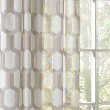 Light Filtering Privacy Curtains by Eclipse Curtains Light Filtering