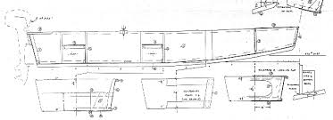 free aluminum jon boat plans plans diy free download how to build