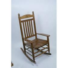 chair company collegiate rocking chair