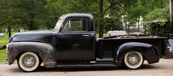 1947 Chevy Truck 3 Window Shortbed | The H.A.M.B.