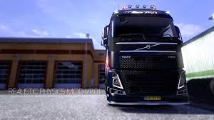 Euro Truck Simulator 2 | Realistic Physics Mod V8.0.1 | 1.7.0+ 1.8.0 ...