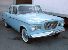 100 Studebaker Truck Parts 1960 Lark Old Classic Cars Classic Cars Retro