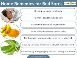 effective natural cures and home remedies for bed sore
