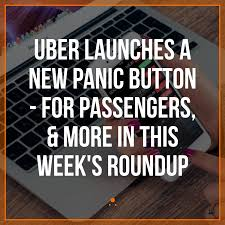 Uber Launches A New Panic Button For Passengers More