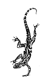 Lizard Tattoo Design Pt 2 By Tsairi Art