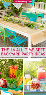 The 14 All-Time Best Backyard Party Ideas | Easy Decorations ... Summer Backyard Bash For The Girls Fantabulosity Garden Design With Ideas Party Our 5 Goto Kickoff Cherishables 25 Unique Backyard Parties Ideas On Pinterest Diy Flamingo Pool The Polka Dot Chair Backyards Bright Edition Diy Treats Cozy 117 For Fall Decorations Nytexas And With Lanterns 2017 12 Best Birthday Kids Blue Linden 31 Bbq Tips