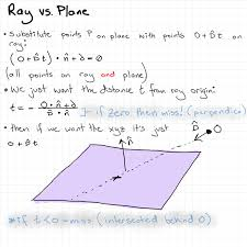 Ground Floor Casting Means by Mouse Picking With Ray Casting Anton U0027s Opengl 4 Notes