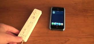 How to Use a Wii Controller to play games on your iPhone 3GS