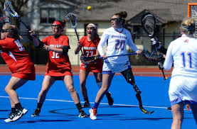 100 Lacrosse Truck Center UMass Lowell Lacrosse Player Scores In Her First Game After Leg