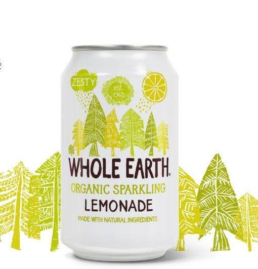 Whole Earth - Organic Sparkling Lemonade 330ml
