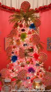 Christmas Tree For Little Girls Room