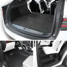 Lloyd Floor Mats Smell by Evannex Tesla Model X Lloyd U0027s Rubbertite Mats For Model X