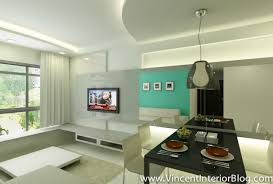 Buangkok Vale 4 Room HDB Renovation By BEhome Design Concept Quotation Floor Plan Perspectives