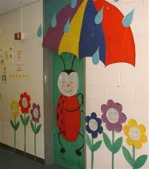 simple spring classroom door decorations pin and more on ideas