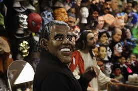 Cast Of Halloween 2008 by A Brief History Of Political Halloween Masks And What They Tell