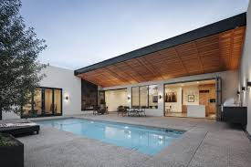 100 Modern Homes With Courtyards Southwest Modern Courtyard House With Pool Weave In 2019