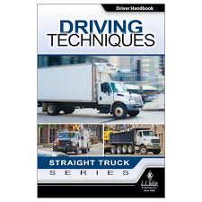 100 Truck Series Drivers Driving Techniques Straight Driver Handbook