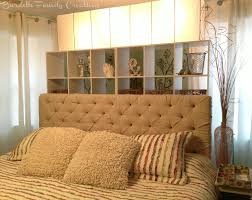 Interior Upcycling Pallet Headboard Along With New King Size