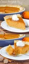 Pumpkin Pie Evaporated Milk Brown Sugar by Classic Pumpkin Pie With A Twist American Heritage Cooking