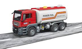 100 Toy Tanker Trucks Bruder MAN TGS Truck Educational S Planet