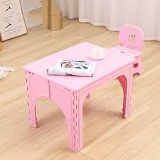 Amazon.com: ZH Childrens Kids Table And Chairs Folding ... Linon Jaydn Pink Kid Table And Two Chairs Childrens Chair Mammut Inoutdoor Pink Child Study Table Set Learning Desk Fniture Tables Horizontal Frame Mockup Of Rose Gold In The Nursery Factory Whosale Wooden Children Dressing Set With Mirror Glass Buy Tablekids Tabledressing Product 7 Styles Kids Play House Toy Wood Kitchen Combination Toys Ding And Chair Room 3d Rendering Stock White 3d Peppa Pig 3 Piece Eat Unfinished Intertional Concepts Hot Item Ecofriendly School Adjustable Blue