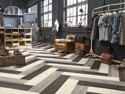 LVT Flooring With Wood Effect EASIUM Collection By TARKETT
