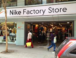 Nike Factory by Nike Outlet Hong Kong The Secret Point Location