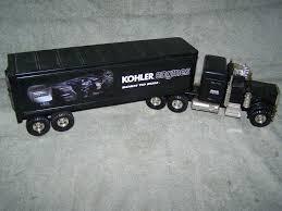 100 Toy Peterbilt Trucks ERTL KOHLER ENGINES PETERBILT SEMI TRUCK DIECAST TOY TRUCK