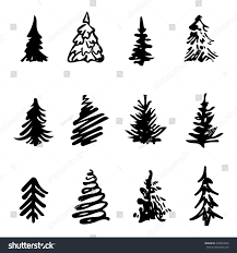 Menards Artificial Christmas Tree Stand by Christmas Tree Brush Part 31 Christmas Trees Photoshop Brushes