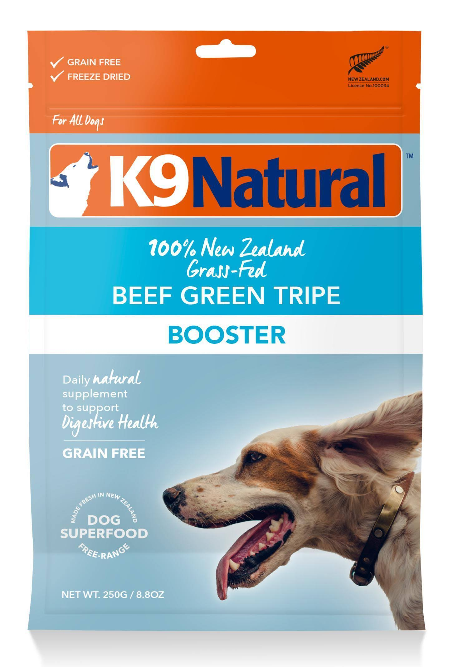 K9Natural Beef Green Tripe Dog Food - 250g
