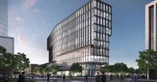 100 John Mills Architect First Look At Design For Cummins Indy Office Building