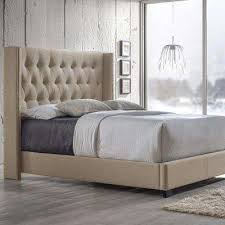Headboard Designs For King Size Beds by Platform Beds U0026 Headboards Bedroom Furniture The Home Depot