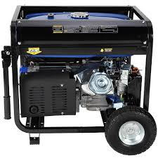 Generac Portable Generator Shed by Duromax Xp10000e Gas Powered Portable Generator Review The