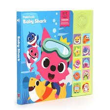 Pinkfong Soundbook Baby Shark Songs Go Shop