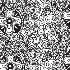 14 Free Adult Colouring In Printables
