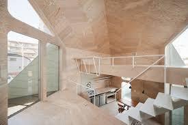 100 Japanese Tiny House Tsubomi FLAT HOUSE ArchDaily