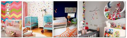 ambiance chambre bébé fille idée déco chambre bébé multicolore dans ma chambre il y a