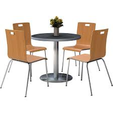"Tables | Restaurant | Breakroom Tables | KFI 36"" Round Dining ... Amazoncom Coavas 5pcs Ding Table Set Kitchen Rectangle Charthouse Round And 4 Side Chairs Value City Senarai Harga Like Bug 100 75 Zinnias Fniture Of America Frescina Walmartcom Extending Cream Glass High Gloss Kincaid Cascade With Coaster Vance Contemporary 5piece Top Chair Alexandria Crown Mark 2150t Conns Mainstays Metal Solid Wood Round Ding Table Chairs In Tenby Pembrokeshire Phoebe Set Marble Priced To Sell"