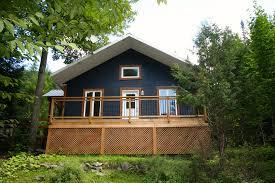 104 Petit Chalet Villa Eco Vallee Bras Du Nord