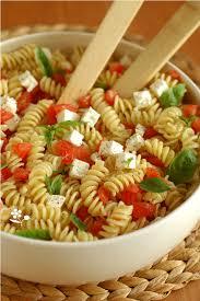 ma toute simple mais délicieuse salade de pâtes