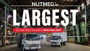 100 Largest U Haul Truck Isuzu International Dealer In New England