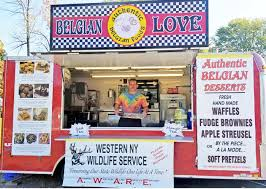 100 Are Food Trucks Profitable Belgian Love On Main Street Serves Belgian Food Specialties And