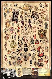 Sailor Jerry Tattoo With Legendary Rose Designs