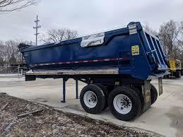 100 End Dump Truck 2020 Coras Predator Trailer For Sale Streator IL Coras