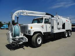 100 Sewer Truck 1999 INTERNATIONAL 2554 Miami FL 121340254